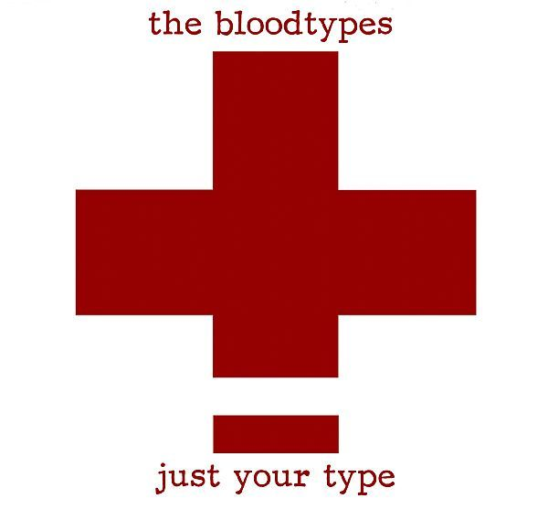 Cover BLOODTYPES, just your type