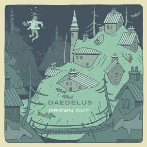 Cover DAEDELUS, drown out