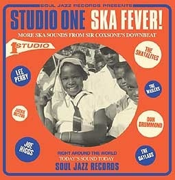 V/A, studio one ska fever! cover
