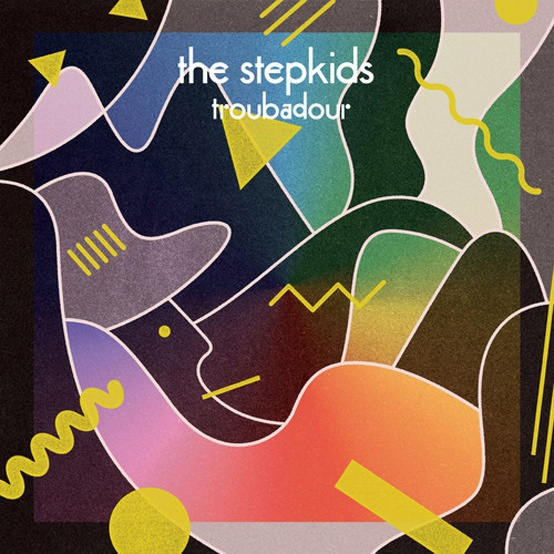 Cover STEPKIDS, troubadour