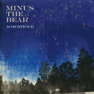 Cover MINUS THE BEAR, acoustics 2
