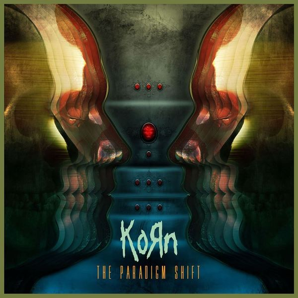 Cover KORN, the paradigm shift