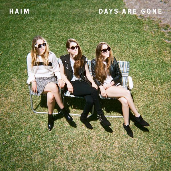 HAIM, days are gone cover