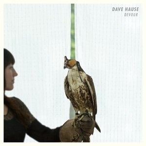 DAVE HAUSE, devour cover