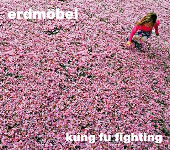 ERDMÖBEL, kung fu fighting cover