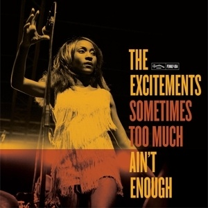 Cover EXCITEMENTS, sometimes too much ain´t enough