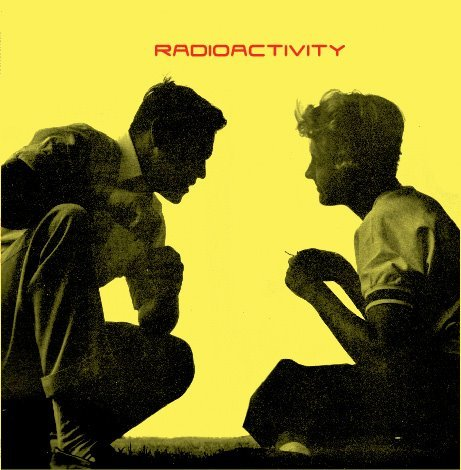 RADIOACTIVITY, s/t cover