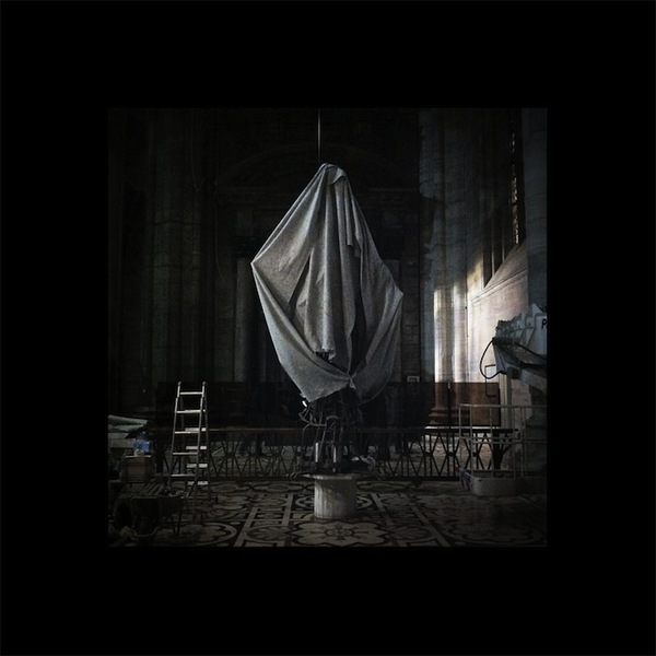 TIM HECKER, virgins cover
