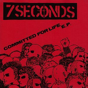 Cover 7 SECONDS, committed for life