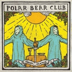 Cover POLAR BEAR CLUB, death chorus