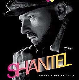 SHANTEL, anarchy & romance cover