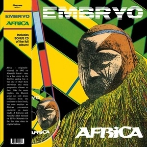 Cover EMBRYO, africa