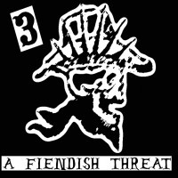 HANK 3, a fiendish threat cover