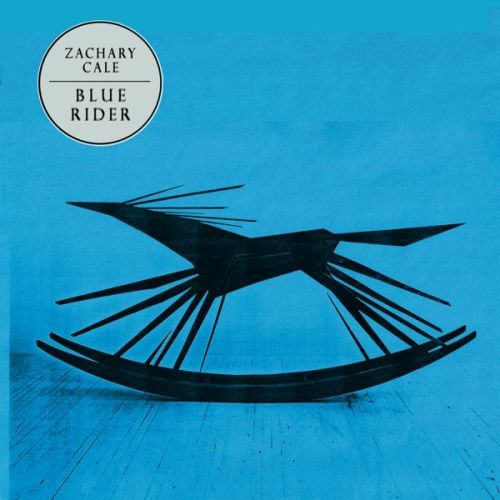 Cover ZACHARY CALE, blue rider