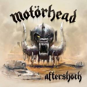 Cover MOTÖRHEAD, aftershock