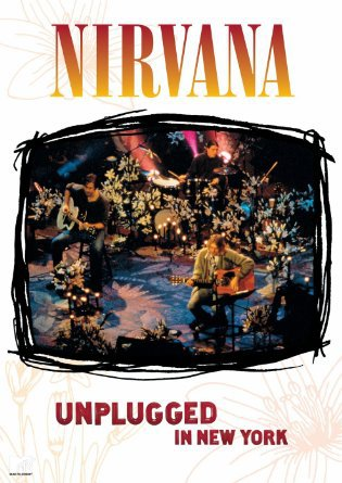 NIRVANA, mtv unplugged in new york cover