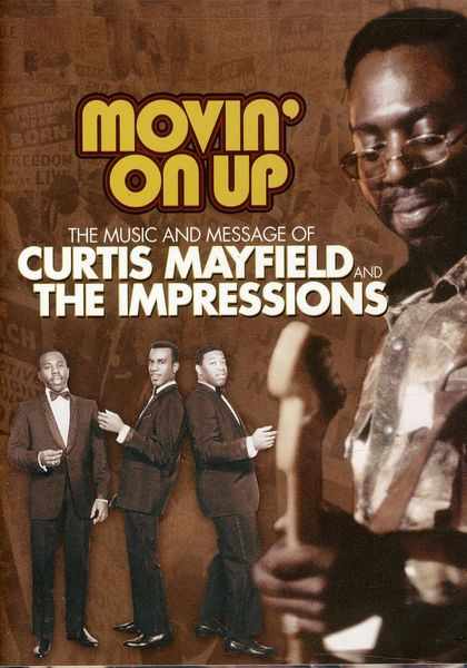 Cover CURTIS MAYFIELD & IMPRESSIONS, movin´ on up 65-74
