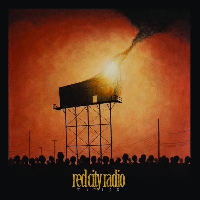 Cover RED CITY RADIO, titles
