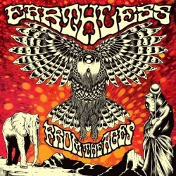 Cover EARTHLESS, from the ages