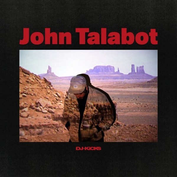 Cover JOHN TALABOT, dj kicks