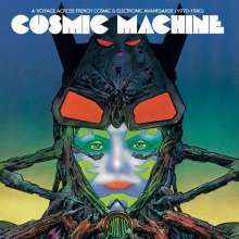 Cover V/A, cosmic machine