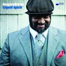 GREGORY PORTER, liquid spirit cover