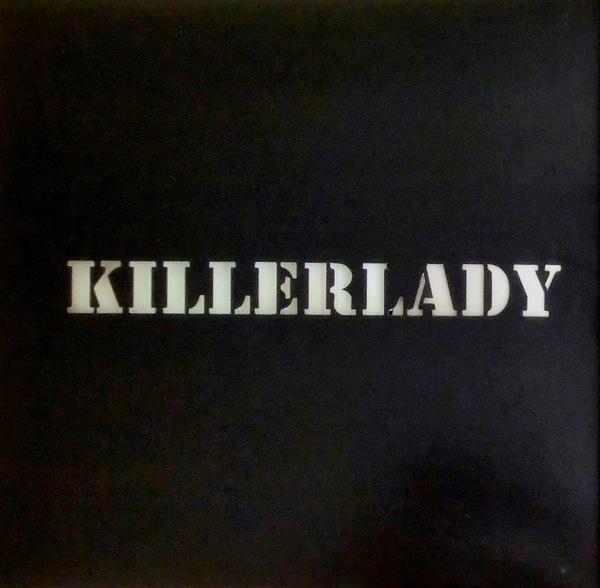 KILLERLADY, s/t cover