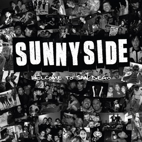 Cover SUNNYSIDE, welcome to san diego