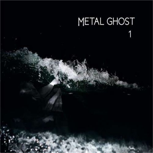 Cover METAL GHOST, 1
