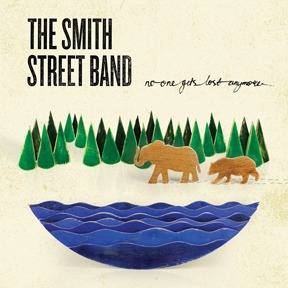 Cover SMITH STREET BAND, no one gets lost anymore