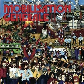 V/A, mobilisation generale ... cover
