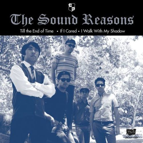 Cover SOUND REASONS, till the end of time