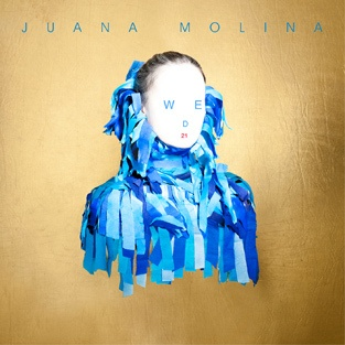 JUANA MOLINA, wed 21 cover