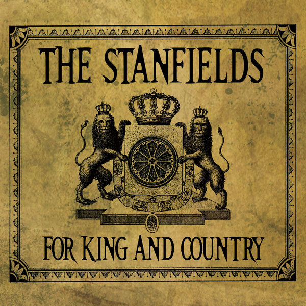 STANFIELDS, for king & country cover