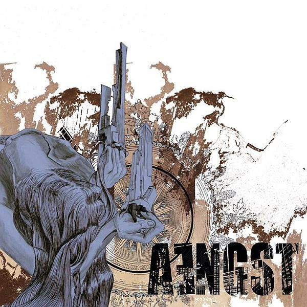 AENGST, s/t cover
