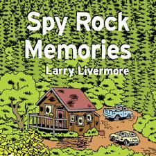 Cover LARRY LIVERMORE, spy rock memories