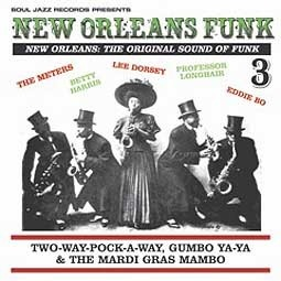 V/A, new orleans funk 3 cover