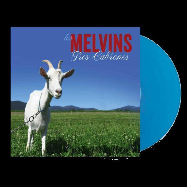 MELVINS, tres cabrones cover