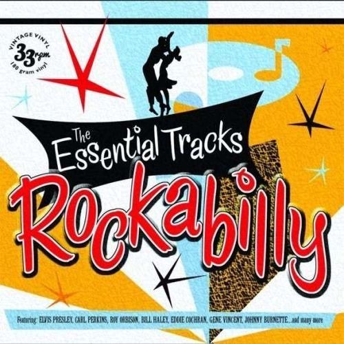 V/A, totally essential rockabilly cover