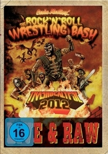 ROCK´N´ROLL WRESTLING BASH, cologne 2012 cover