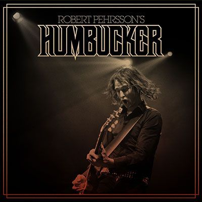ROBERT PEHRSSON´S HUMBUCKER, s/t cover