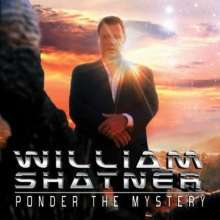 Cover WILLIAM SHATNER, ponder the mystery