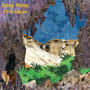 GROUP RHODA, 12th house cover