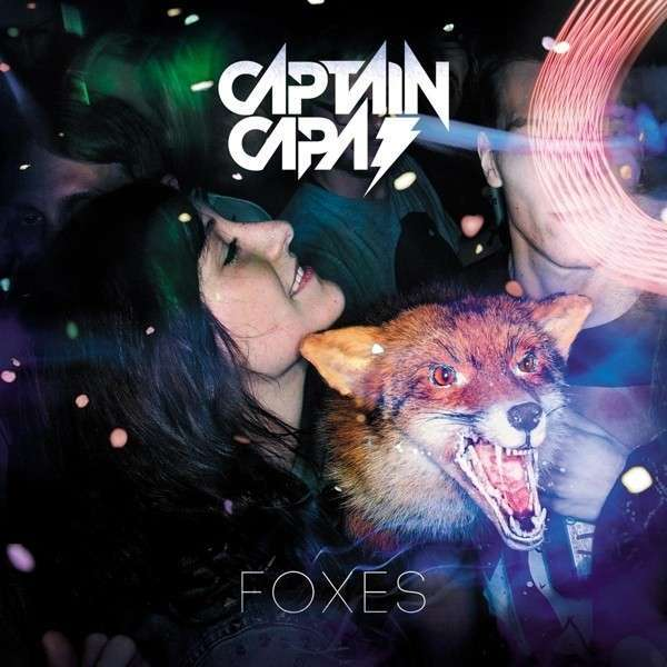 Cover CAPTAIN CAPA, foxes