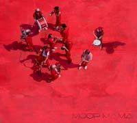 MOOP MAMA, das rote album cover