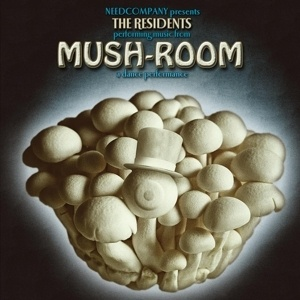 Cover RESIDENTS, mush-room