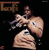 Cover DONALD BYRD, kofi