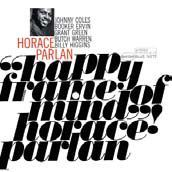 Cover HORACE PARLAN, happy frame of mind