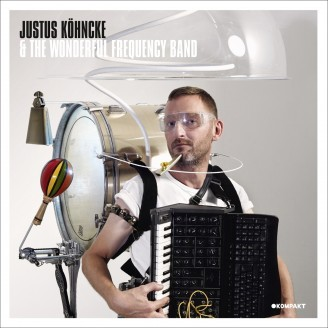JUSTUS KÖHNCKE, & the wonderful frequency band cover
