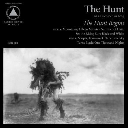 THE HUNT, the hunt begins cover